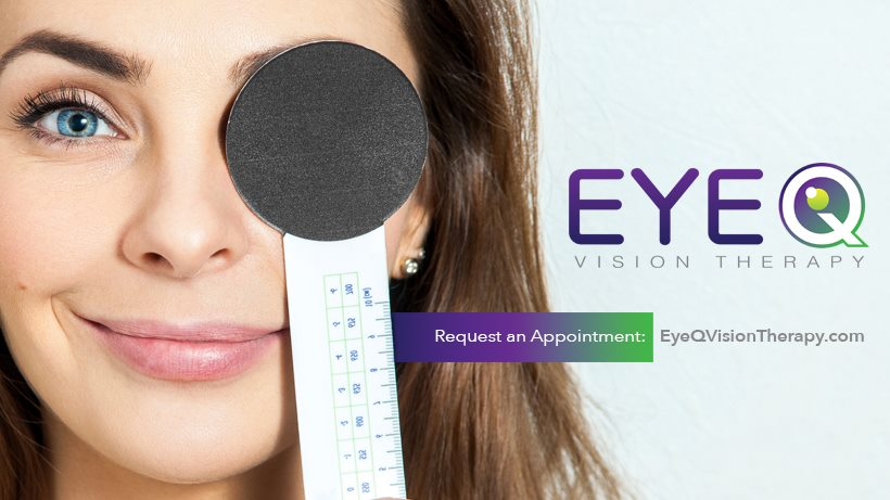 Eye Q Vision Therapy - Social Media Cover